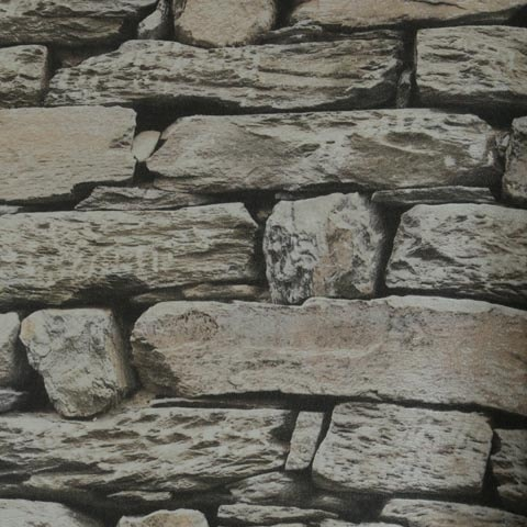 Stone Texture Wallpaper - Humayun Interior