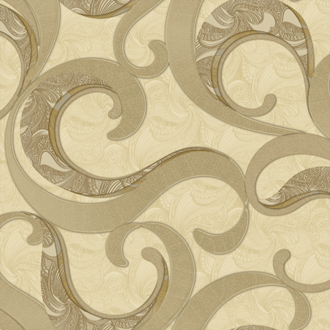 Designed Wallpapers - Humayun Interior