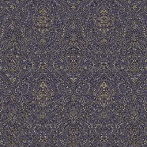 Designed Wallpaper - Humayun Interior