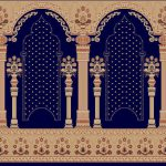 buy jaye namaz carpet from Humayun Interiors
