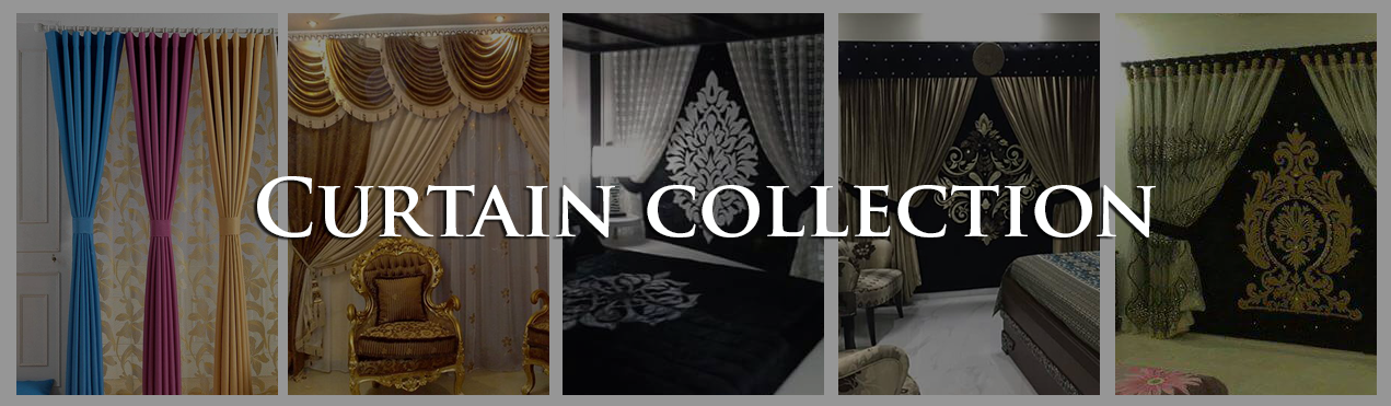 curtain collection banner