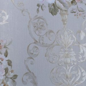 Flower Desgining Wallpaper - Humayun Interior