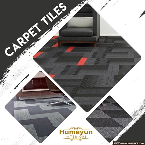 Carpet Tiles - Humayun Interior