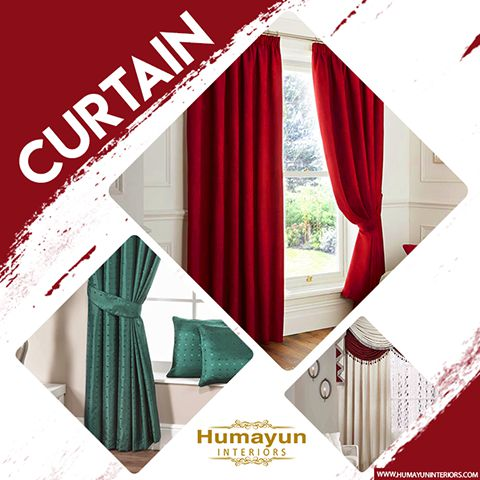 Curtain - Humayun Interior