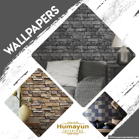 Wallpaper - Humayun Interior