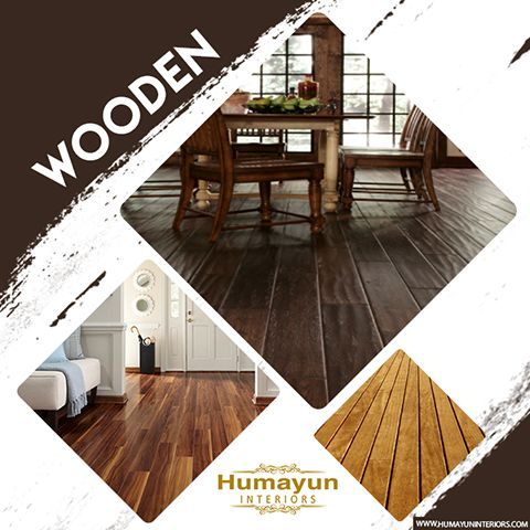 Wooden Floor - Humayun Interior