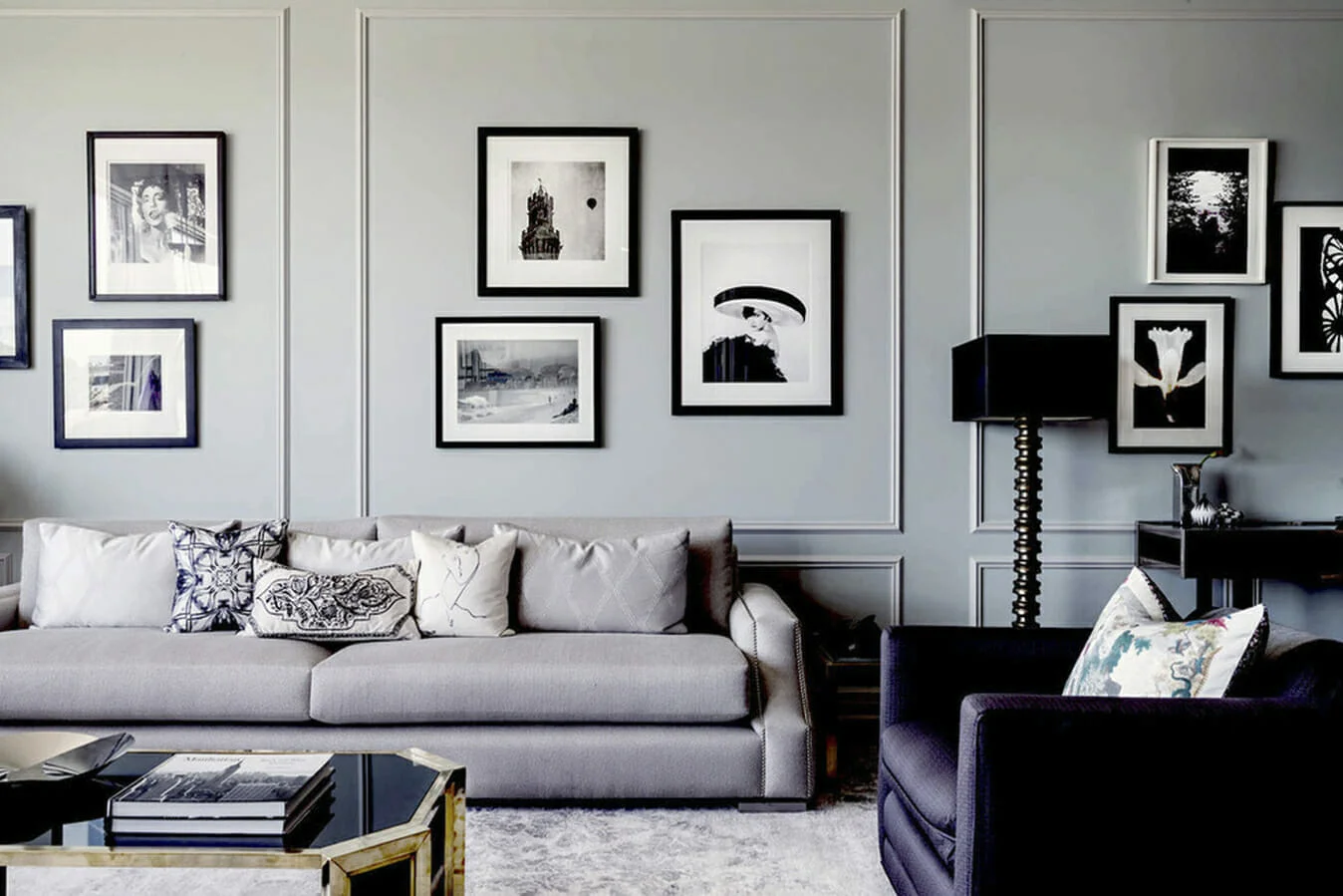 Contrasted Decor