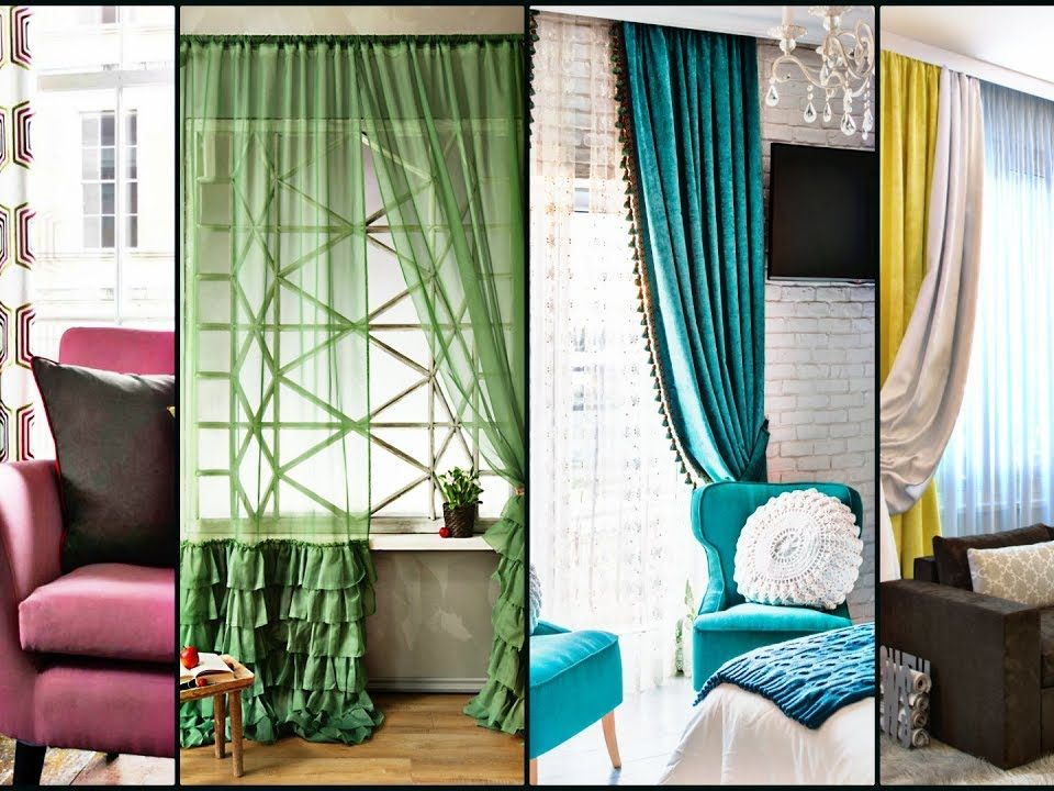 Curtain Ideas For Your New Home