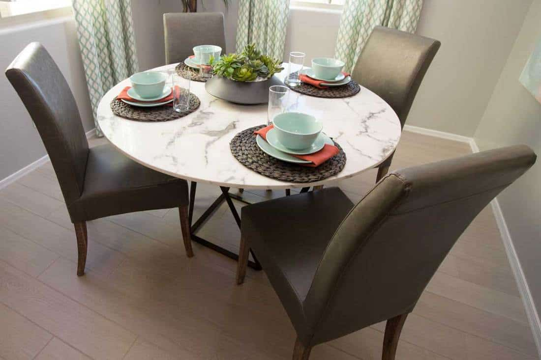 Shrink Your Dining Table