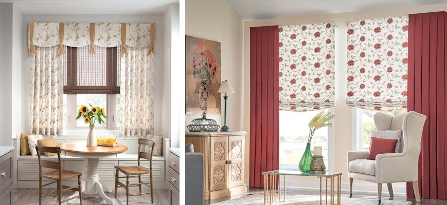 Innumerable Styles, Colors, And Patterns Blinds Window