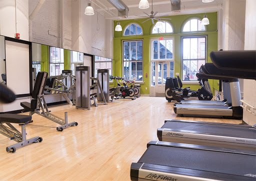 Wood Flooring For Gym - Humayun Interiors
